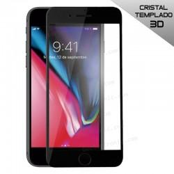 Protector Pantalla Cristal Templado IPhone 7 / IPhone 8 (FULL 3D)