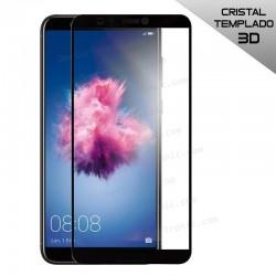 Protector Pantalla Cristal Templado Huawei P Smart (3D)