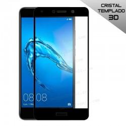 Protector Pantalla Cristal Templado Huawei Y7 (3D)