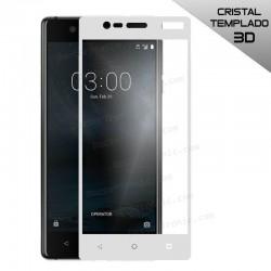 Protector Pantalla Cristal Templado Nokia 3 (3D)