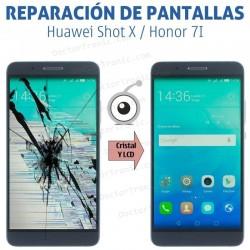 Cambio pantalla Huawei Shot X / Honor 7I
