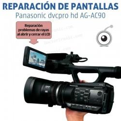Reparación LCD Panasonic dvcpro hd AG-AC90