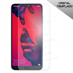 Protector Pantalla Cristal Templado Huawei P20 Pro