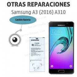 Cambio batería Samsung A310