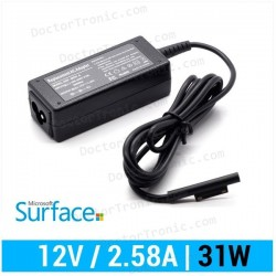 CARGADOR TABLET MICROSOFT SURFACE PRO 3 | 12V / 2.58A