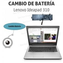 Cambio bateria tablet Lenovo Ideapad 310