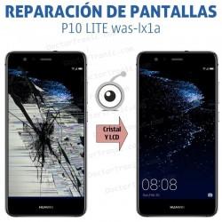 Cambio pantalla Huawei P10 lite