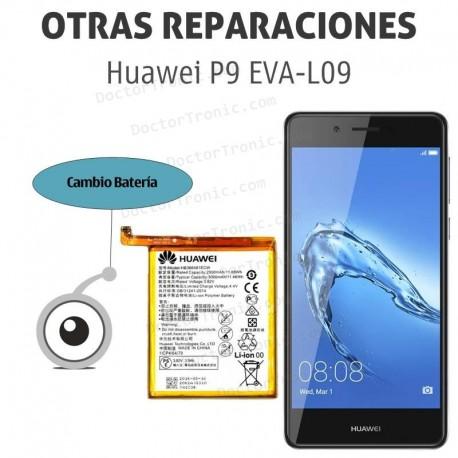 Cambio batería Huawei P9