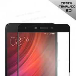 Protector Pantalla Cristal Templado Xiaomi Redmi Note 4 / Note 4X (FULL 3D Negro) Versión 1