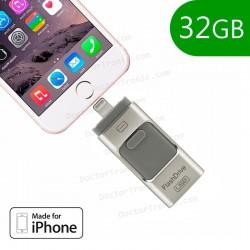 Pen Drive X 32 GB USB 3.0 I-Usb-Storer IPhone 5 / 6 / 7 / 7 Plus / IPad