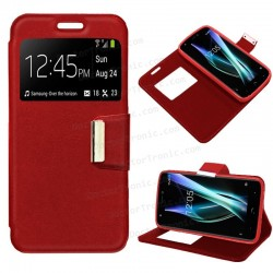 Funda Flip Cover BQ Aquaris X / X Pro (colores)