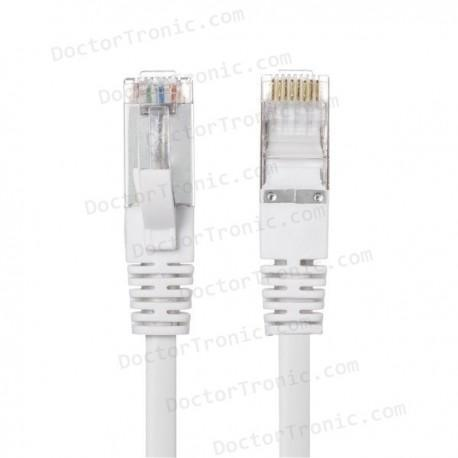 Cable de Red RJ45 CAT6 UTP Cat.6 10/100/1000 Gris (10m)