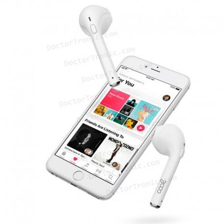 Auriculares Stereo Bluetooth Dual Pod COOL Premium + Powerbank