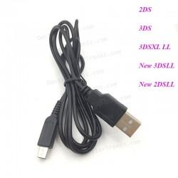 Cable de alimentación USB para Nintendo 3DS/NDSi/DSi/XL
