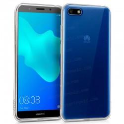 Funda Silicona Huawei Y5 (2018) / Honor 7S (colores)