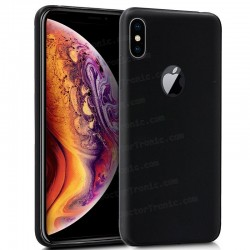 Funda Silicona IPhone XS Max (colores)