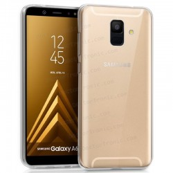 Funda Silicona Samsung A600 Galaxy A6 (colores)