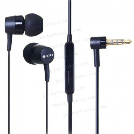 Auriculares 3,5 Mm Universal Original Original Sony Headset MH-750 auriculares Xperia Headphone