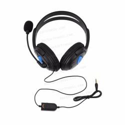 Auriculares Stereo con micrófono Micrófono para Sony PS4, PlayStation 4 y Gamers
