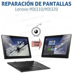 Cambio de pantalla completa Tablet Lenovo MIX310/MIX320