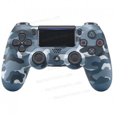 Mandos competitivos PS4 + mando nuevo incluido PS4 (DualShock 4 Camuflaje azul V2)