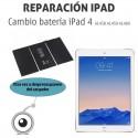 Cambio batería iPad 4 A1458 A1459 A1460