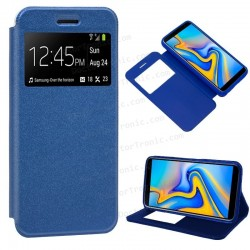 Funda Flip Cover Samsung J610 Galaxy J6 Plus (colores)
