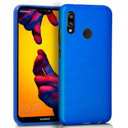 Funda Silicona Huawei P20 Lite (colores)