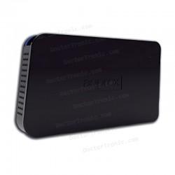 "Caja Externa USB - APPROX BOTÓN BACKUP NEGRO PARA DISCOS DUROS SATA 12.5MM (2.5"", SATA, USB 2.0)"
