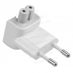 Conector Europeo Tipo C Europlug Mac Apple Original MAGSAFE Y MAGSAFE 2