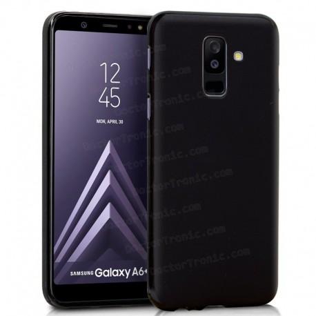 Funda Silicona Samsung Galaxy A6 A605 (colores)