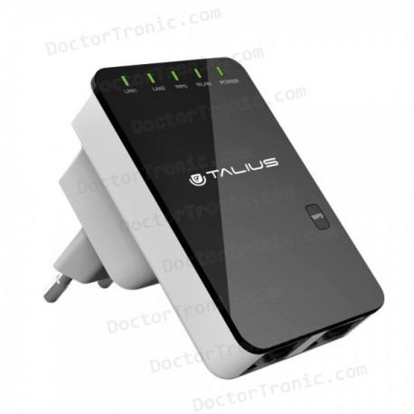 Repetidor Wifi 300 Mbps Talius