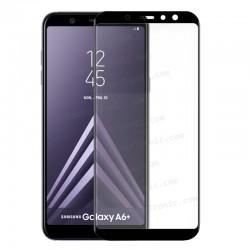 Protector Pantalla Cristal Templado Samsung A605 Galaxy A6 Plus (FULL 3D)