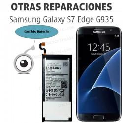 Cambio batería Samsung Galaxy S7 Edge G935