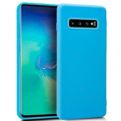 Funda Silicona Samsung G975 Galaxy S10 Plus (colores)
