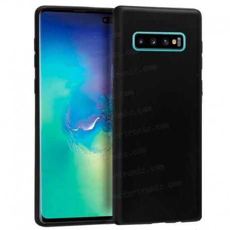 Funda Silicona Samsung G975 Galaxy S10 Plus (colores)