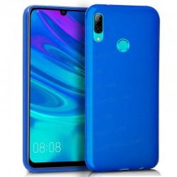 Funda Silicona Huawei P Smart (2019) / Honor 10 Lite (colores)