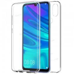 Funda Silicona 3D Huawei P Smart (2019) / Honor 10 Lite (Transparente Frontal + Trasera)