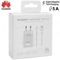 Cargador Red Original Huawei (Tipo C) Super Carga Rápida 5Amp