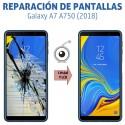 Reparación pantalla completa Samsung Galaxy A7 A750 (2018)
