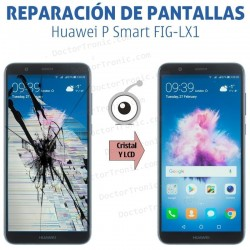 Cambio pantalla Huawei P Smart FIG-LX1