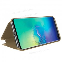 Funda Flip Cover Samsung G975 Galaxy S10 Plus Clear View