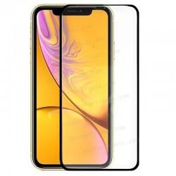 Protector Pantalla Cristal Templado IPhone XR (FULL 3D Negro)