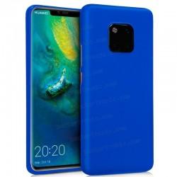 Funda Silicona Huawei Mate 20 Pro (colores)