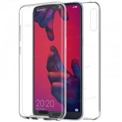 Funda Silicona 3D Huawei P20 Pro (Transparente Frontal + Trasera)