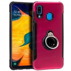 Carcasa Samsung A205 Galaxy A20 / A30 Aluminio + Anilla (colores)