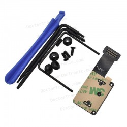 Kit instalación 2º Disco SSD Mac Mini A1347 cable flex HDD