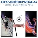 Reparación pantalla completa Samsung Galaxy Note 9 N960