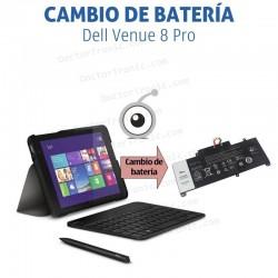 Cambio de batería Tablet Dell Venue 8 pro T01D001 5468w
