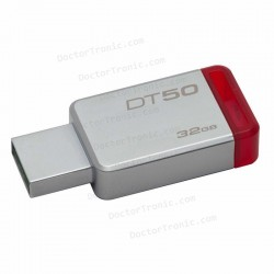 Pen Drive USB 32GB KINGSTON USB3.1DATATRAVELER DT50